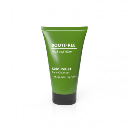 Bootifree Skin Relief Face Cleanser