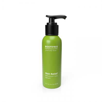 Bootifree Skin Relief Advanced Face Cleanser